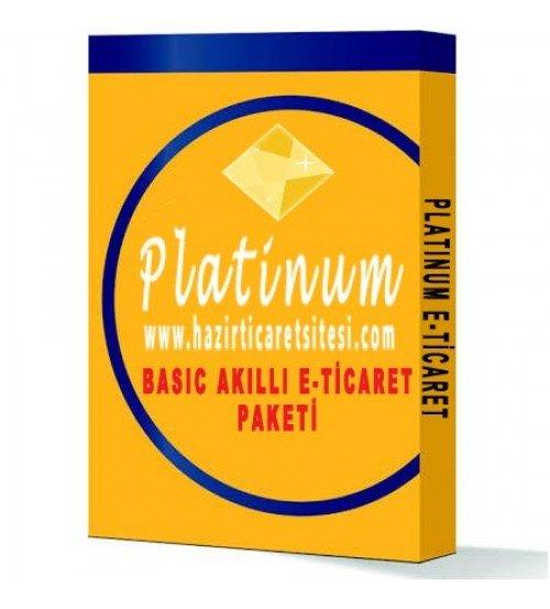 Basic - Akıllı E-Ticaret Paketi