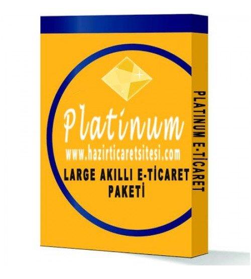 Large Akıllı Hazır E-Ticaret Paketi