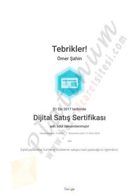 Dijital Satış Sertifikası Academy for Ads