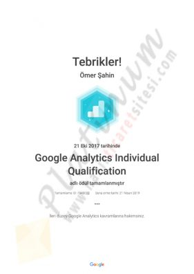 Google Analytics Individual Qualification Academy for Ads
