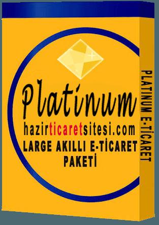 Large e-ticaret paketi