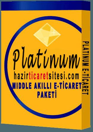 middle e-ticaret paketi