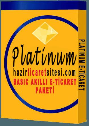 basic e-ticaret paketi