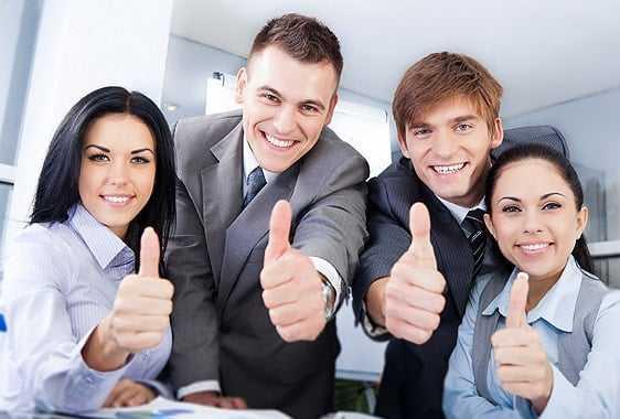 mutlu müşteriler